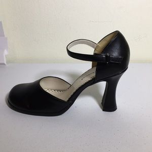 Unlisted black heels size 7.5